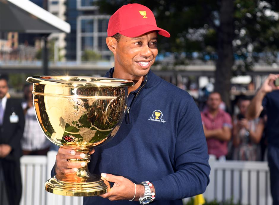 Tiger: Good preparation vital for Presidents Cup success