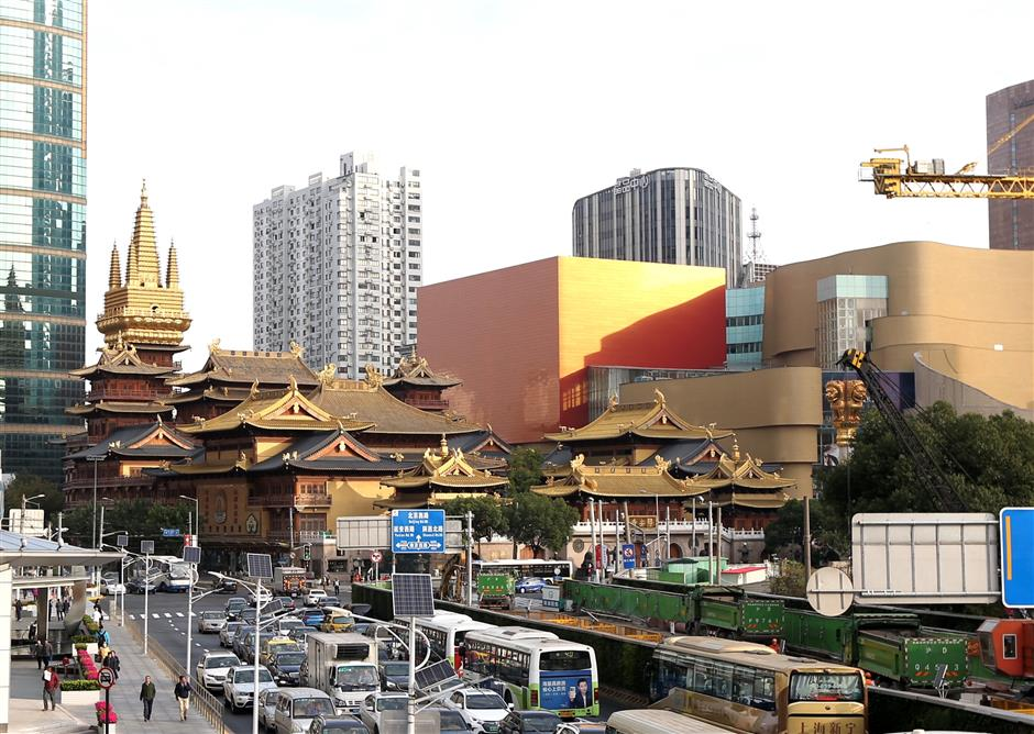 Nanjing Road's tales of the unexpected