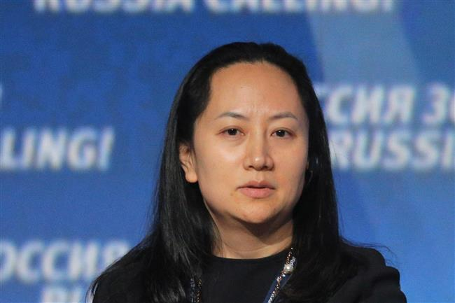 Chinese embassy demands release of Huawei CFO arrested in Canada