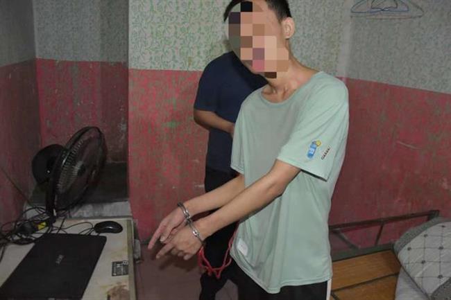 Computer virus creator in police custody