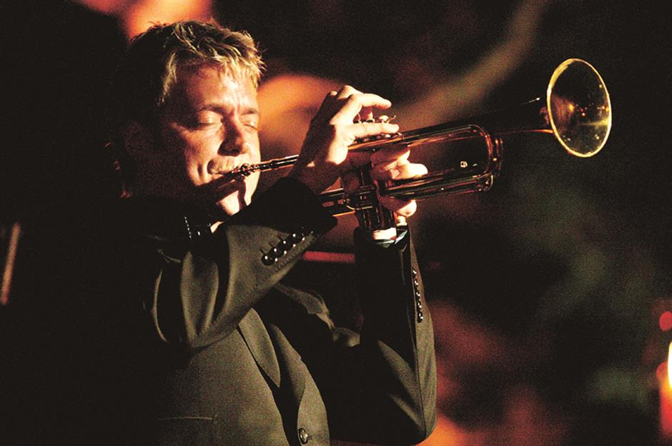 Chris Botti trumpets his way to Shanghai