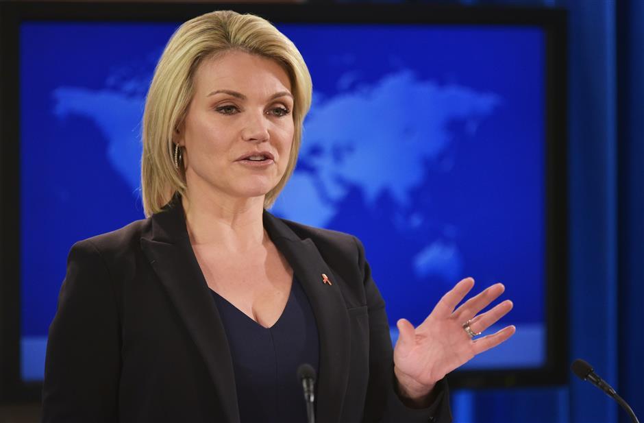 Trump to pick State Department spokesperson as next UN envoy: report