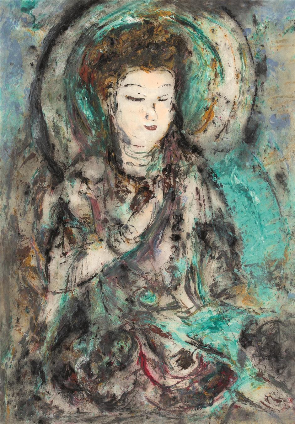 The Buddhist magic of Mogao