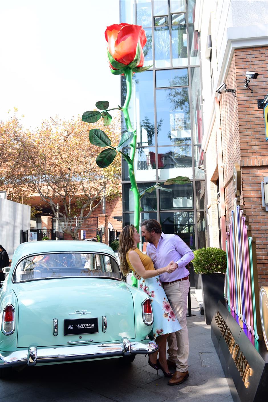 Shanghai Super Classic, a vintage car lovers' treat