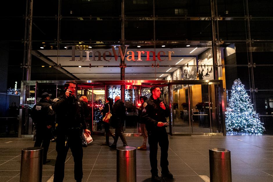 No device found at CNN's New York offices after bomb threat