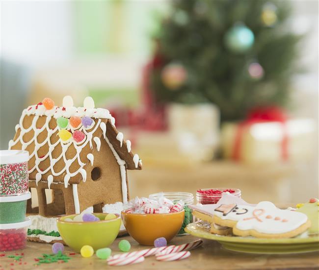 Ho! Ho! Ho! It's the season of good eating!