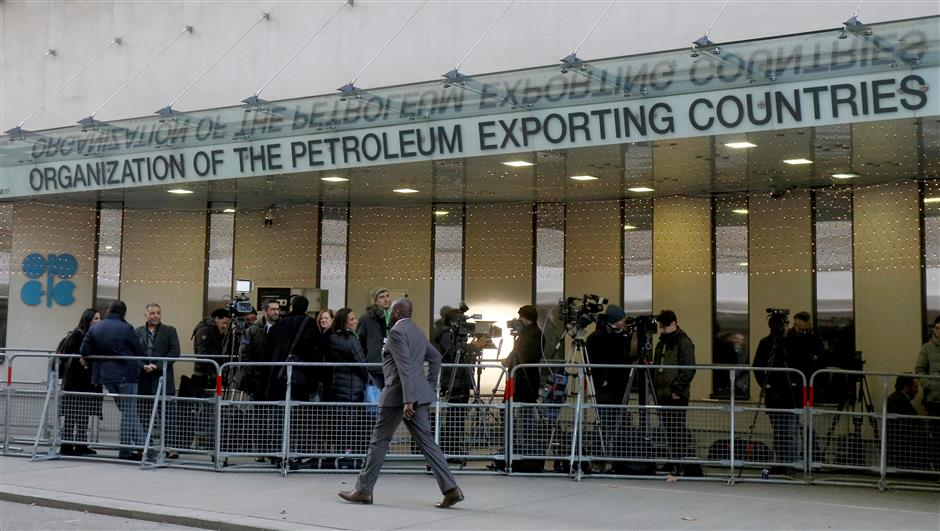 OPEC, its allies agree to jointly cut crude output by 1.2m bpd