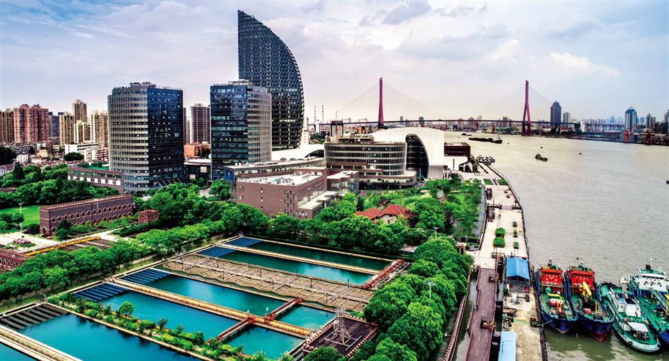 Making Yangpu a hub of Shanghai Shopping