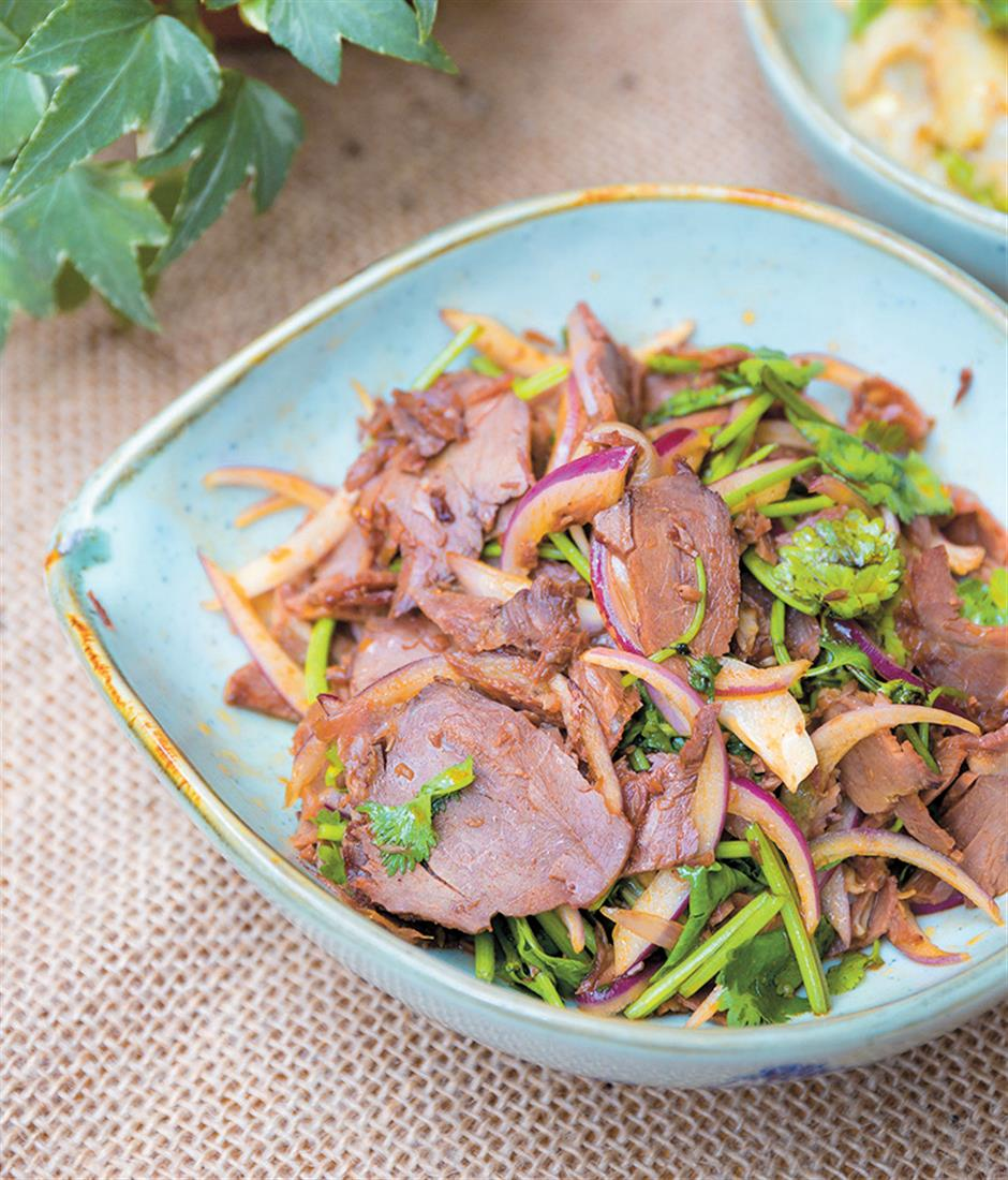 Beef dishes fit for fighters