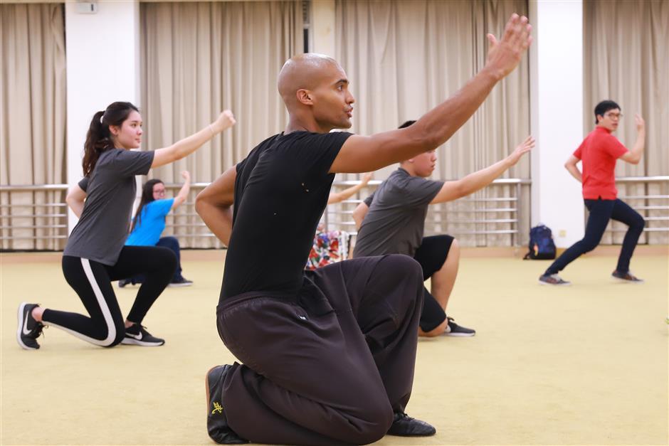 American marshaling martial arts for life