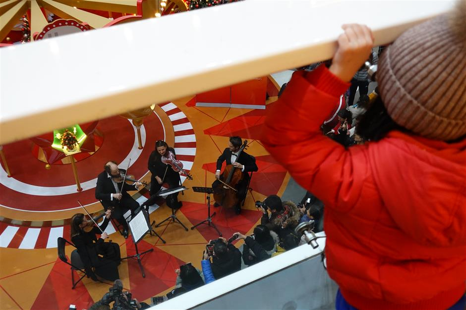 Turkish musicians, local visually impaired artists share 'Love with Music'