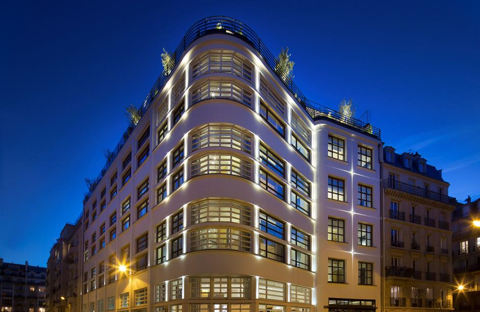 From analogue telephone era to a digital-age hotel
