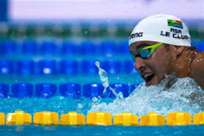South Africa's 'king of swimming' wants to be a good guy