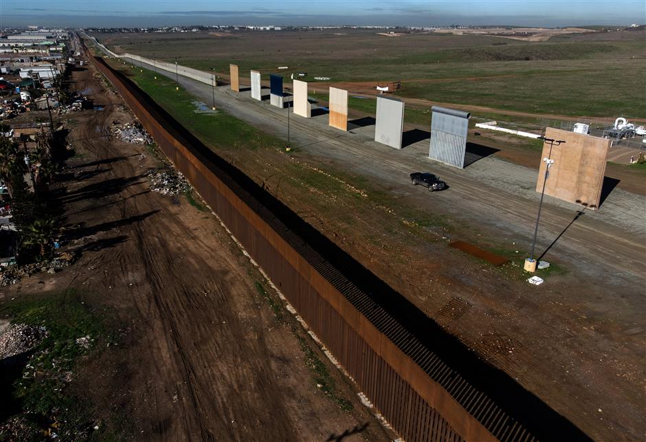 Trump considers declaring national emergency over border wall: Pence