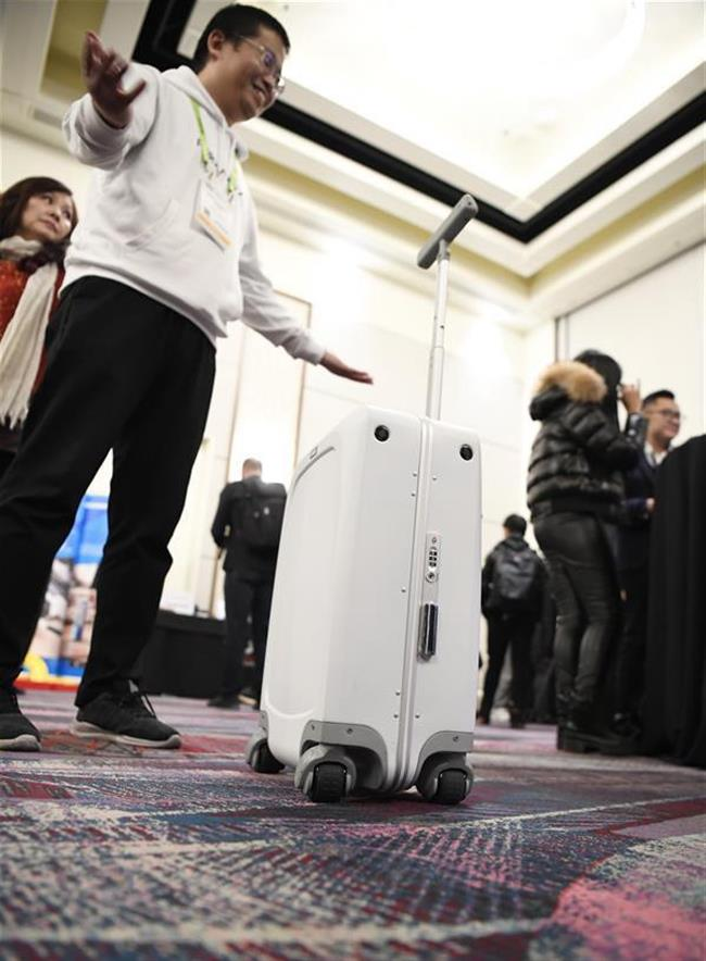 World tech firms eye cooperation with China at CES