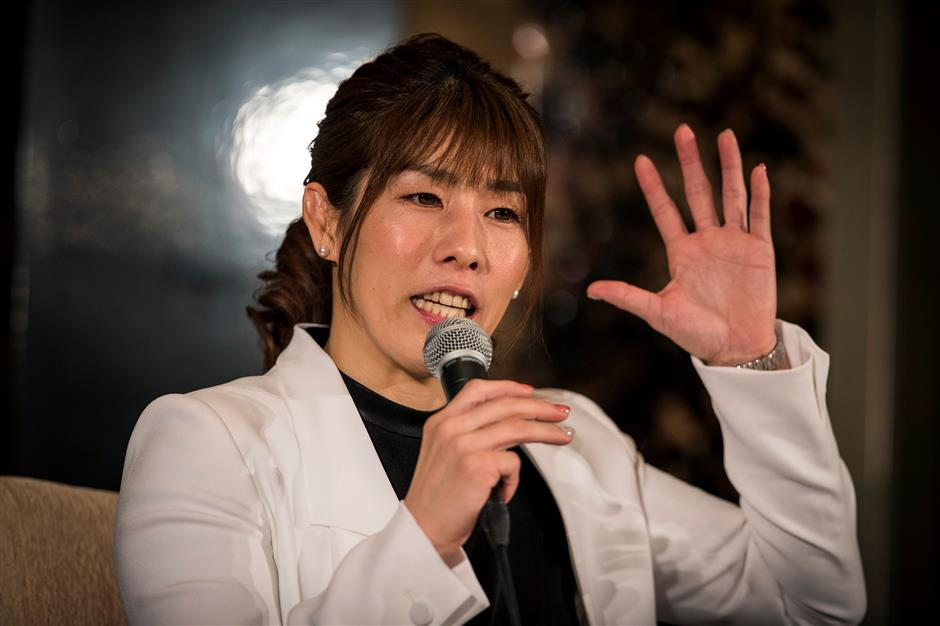 3-time Olympic champion wrestler Yoshida retires