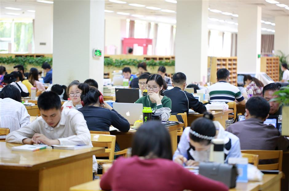 Something for everyone at Hangzhou Library