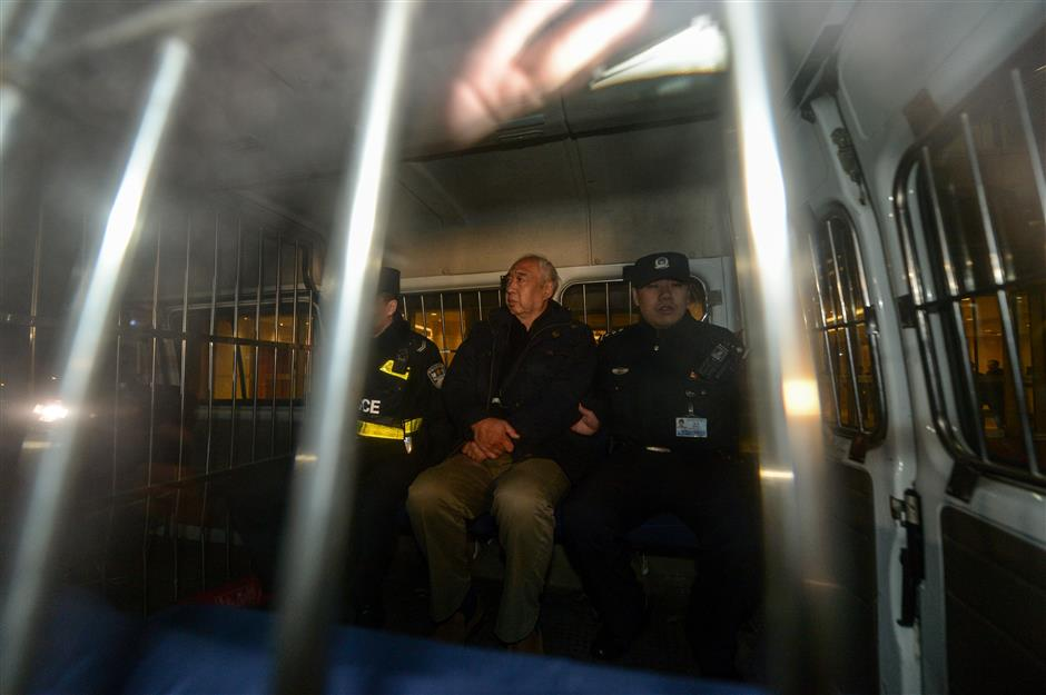 China nets 1,335 fugitives in global anti-corruption manhunt in 2018
