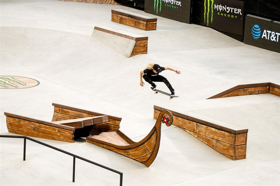 X Games China brings world-class talent to Shanghai