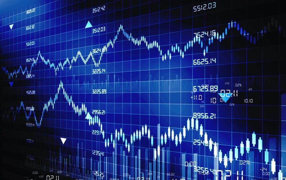 Turnover down as Shanghai markets close higher