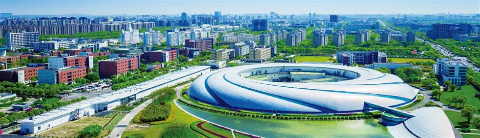 'Four brands' lead way to polish Pudong's pioneering profile