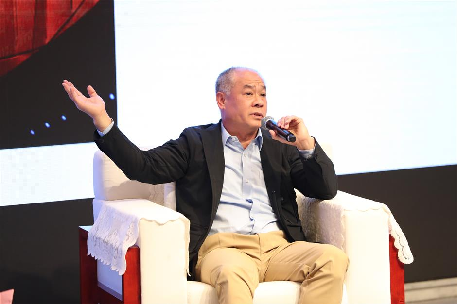 Entrepreneurs can learn a lot from sports, says Chinese Olympic legend Li Ning