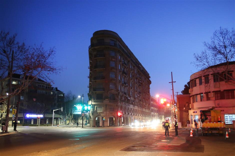 Sky cleared for historical Normandie Apartments