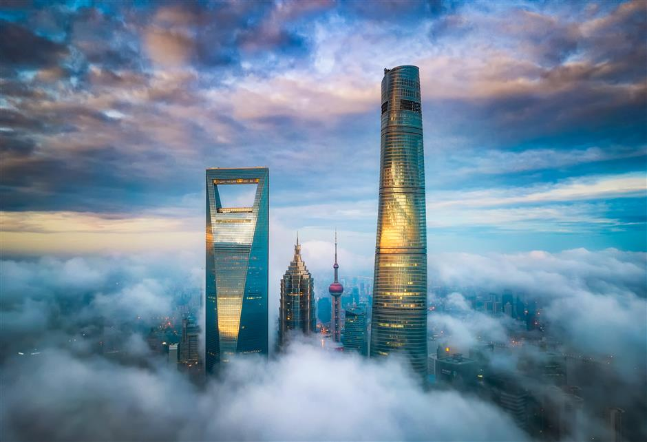 Let's navigate Shanghai's Two Sessions  together!