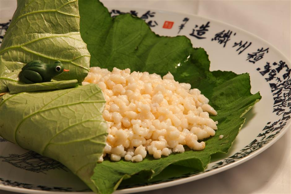 Something special about Suzhou cuisine