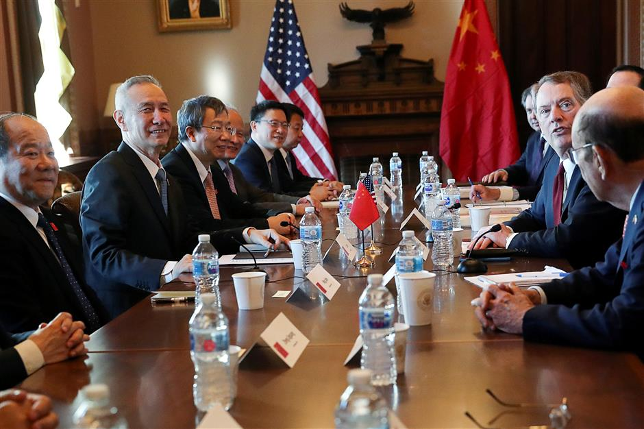 China-US trade talks make important progress for current stage, says Chinese delegation