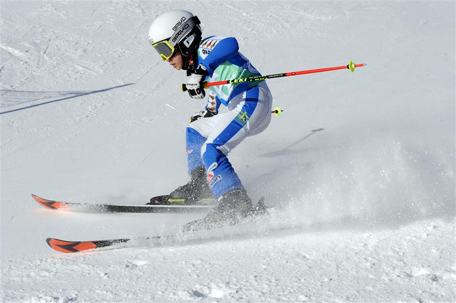 China steps into winter sports promotion fast lane