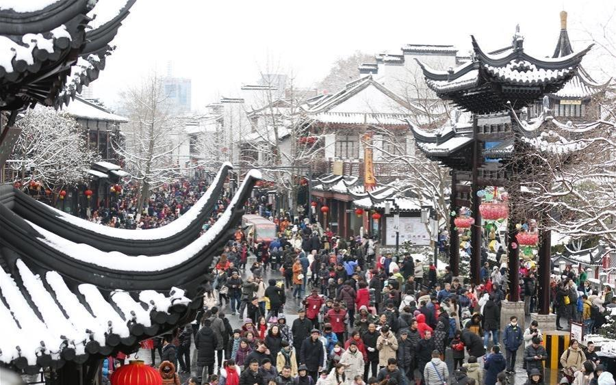 China sees robust tourism growth during Spring Festival holiday