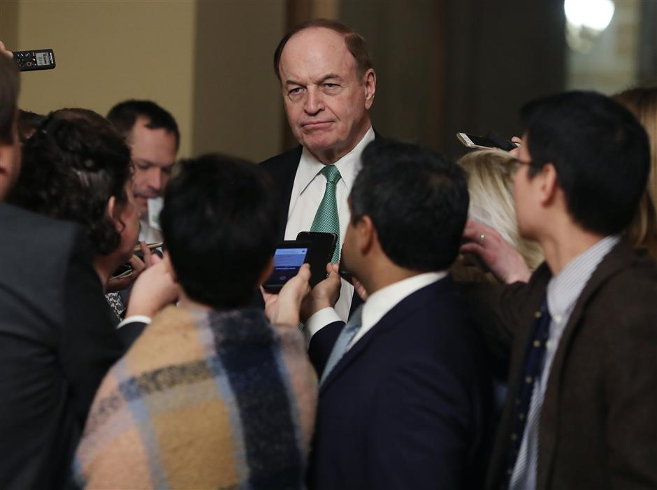 US congressional negotiators reach deal 'in principle' to avoid gov't shutdown