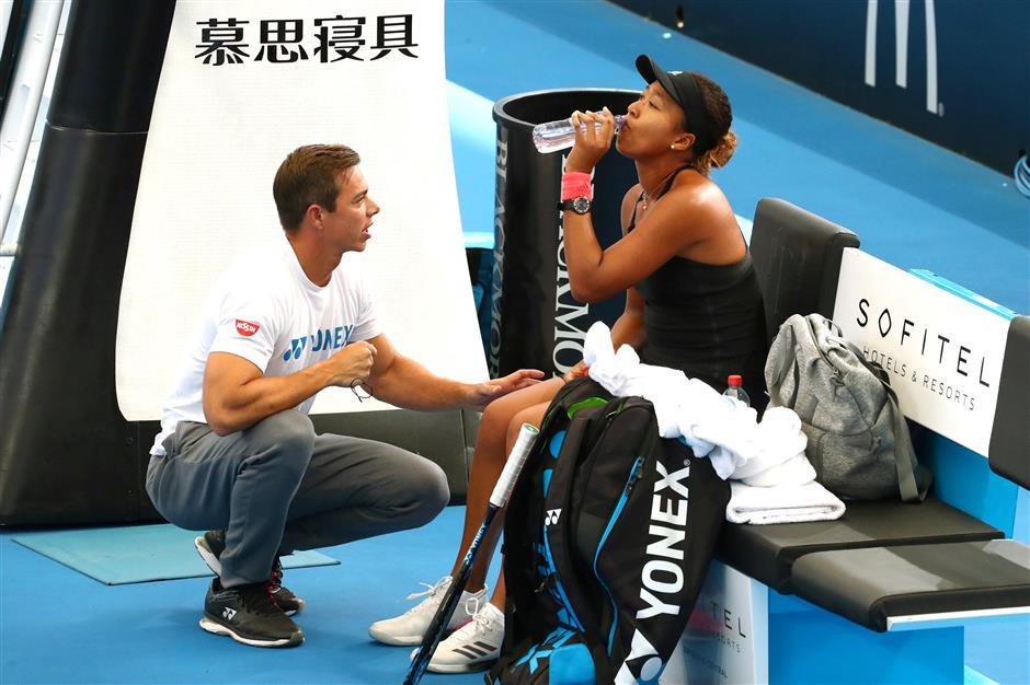 World No. 1 Osaka in shock split with coach
