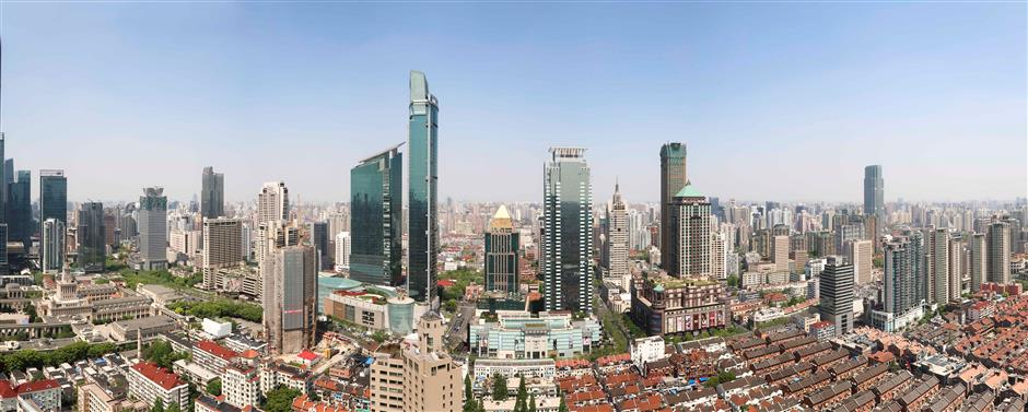 Jing'an Moments (January 2019)
