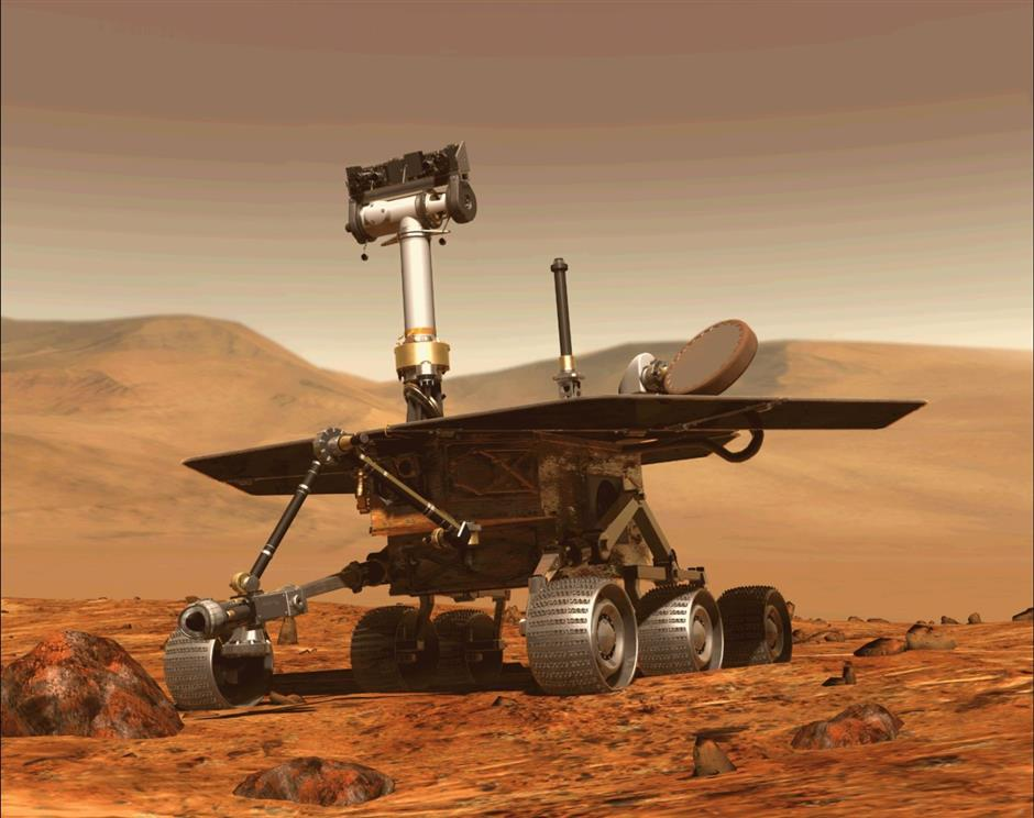 Mission complete: NASA announces demise of Opportunity rover