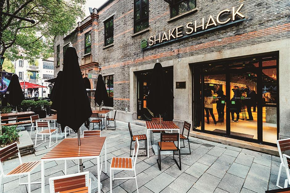 Shake Shack adds Shanghai to its destination list