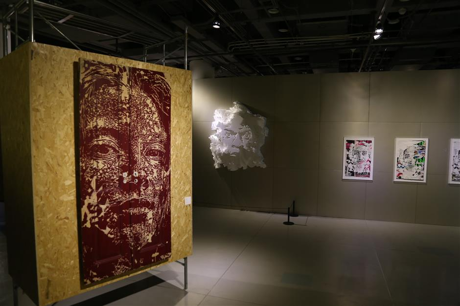 Exhibition brings street art to city museum