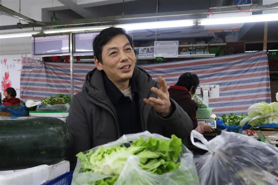 More than just food, a wet market is the heartbeat of local social life