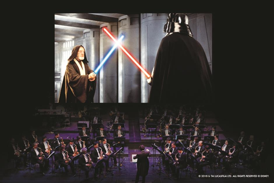 Concert to play soundtracks from Star Wars