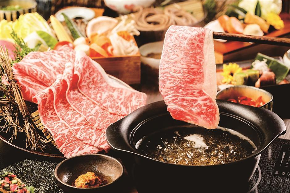 A Japanese hotpot journey of indulgence