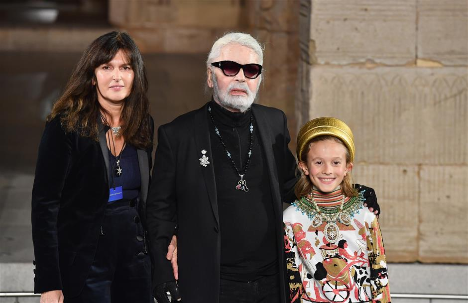 Virginie Viard, emerging from Lagerfeld's shadow to head Chanel
