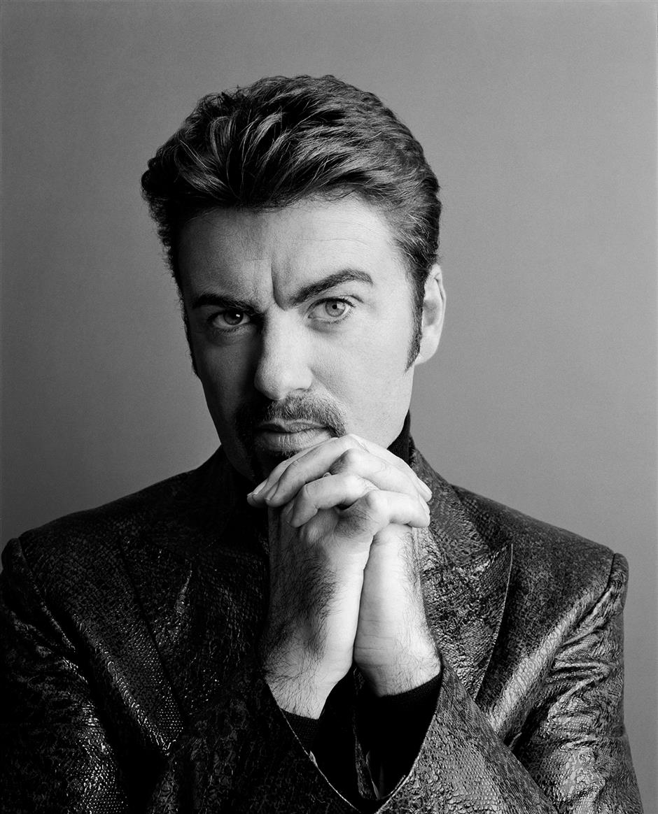 George Michael's collections are on display before auction