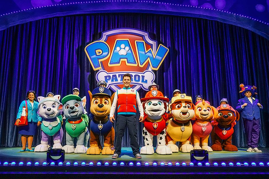 Save the day for 'PAW Patrol Live!'