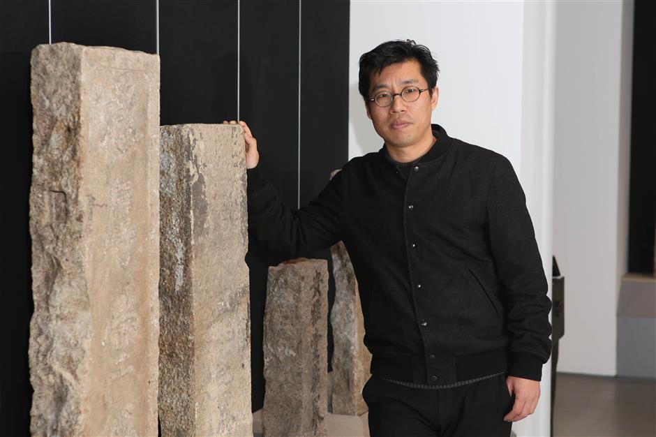Boundary tablets mark traces of city development
