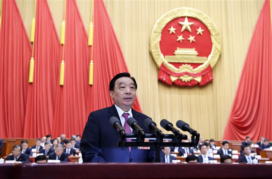 A landmark law in China's opening up
