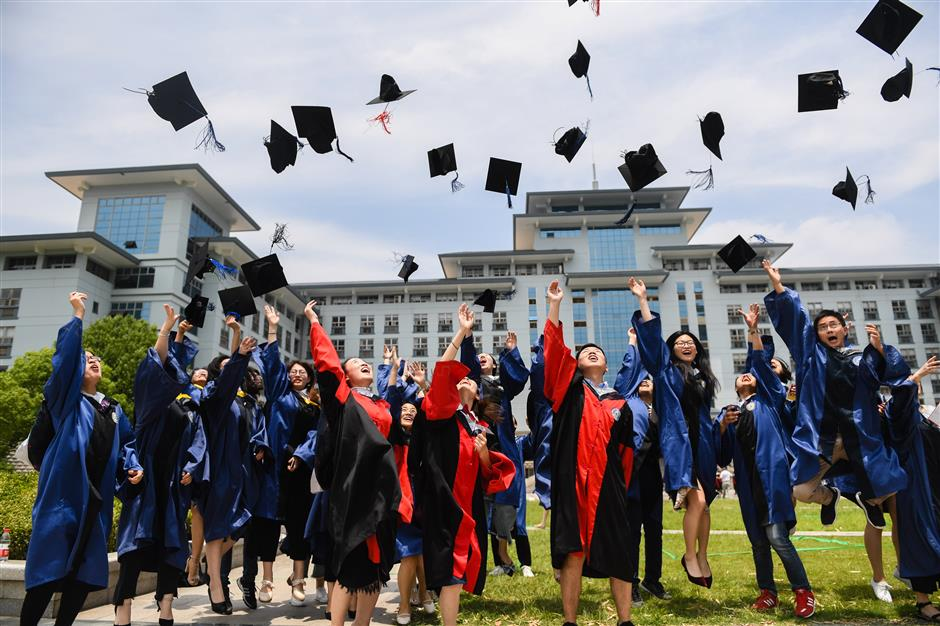 China subsidizes 44m college students in 2018