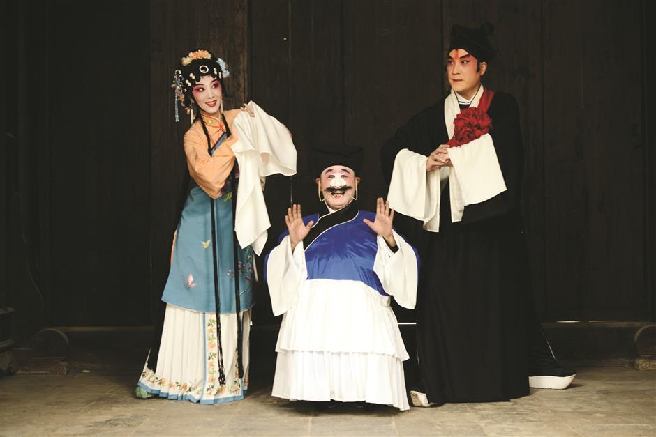 Suzhou Kunqu Opera premieres two new plays