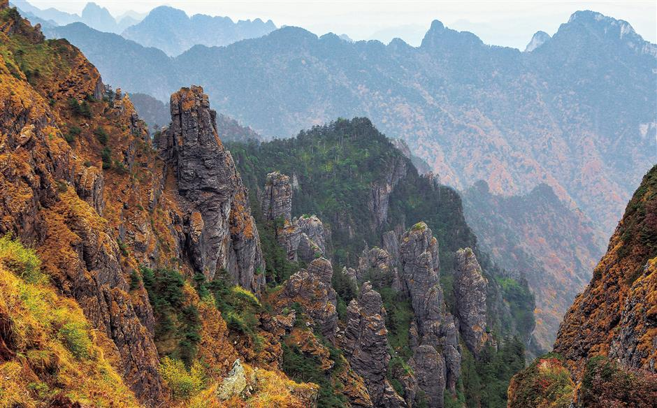 Visitors often hunt for the mythical mountain ape-men