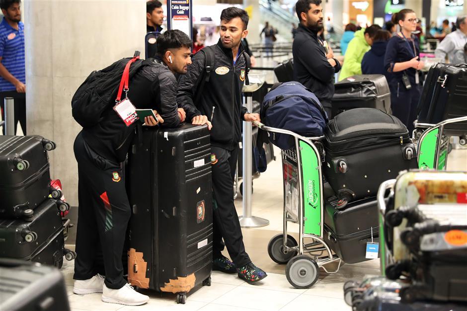 Horror haunted Bangladesh cricket team says 'We still love New Zealand'